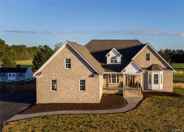 7034 Hill Meadows Court, Mechanicsville, VA 23116 (MLS #2110005) :: EXIT First Realty