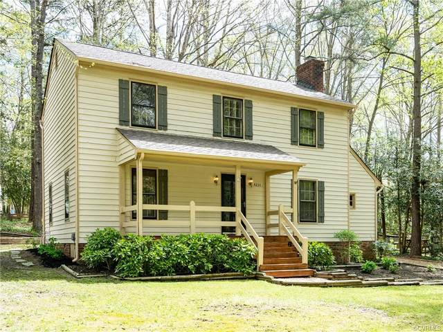 4231 Round Hill Drive, Chesterfield, VA 23832 (MLS #2110006) :: EXIT First Realty