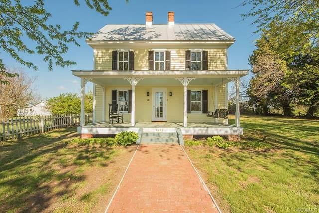 6498 Morattico Road, Lancaster, VA 22503 (MLS #2110028) :: Treehouse Realty VA