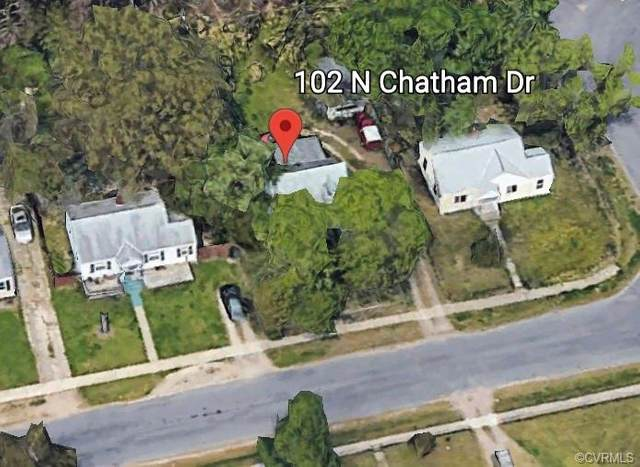 102 N Chatham Drive, Richmond, VA 23222 (MLS #2110046) :: EXIT First Realty