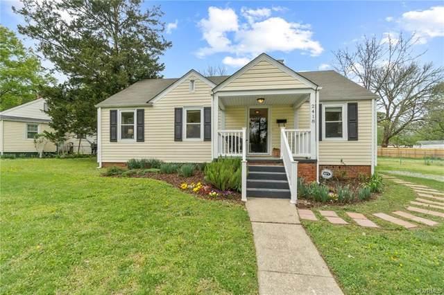 2418 Bransford Drive, Henrico, VA 23228 (MLS #2110050) :: Treehouse Realty VA