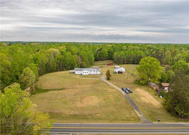 6200 Emmaus Church Road, Providence Forge, VA 23140 (MLS #2110069) :: Village Concepts Realty Group
