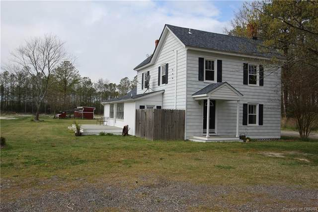 196 Sandy Road, Diggs, VA 23045 (MLS #2110072) :: EXIT First Realty