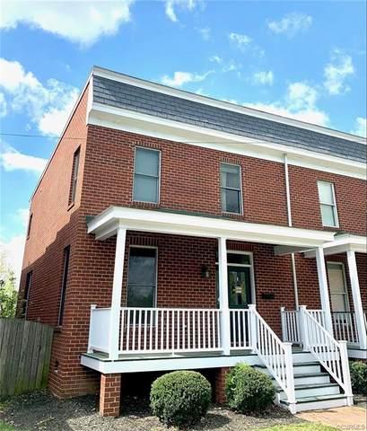 31 W Jackson Street, Richmond, VA 23220 (MLS #2110078) :: Small & Associates