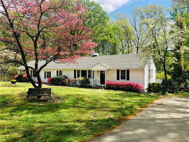 8671 Mccaw Drive, Chesterfield, VA 23235 (MLS #2110088) :: Village Concepts Realty Group