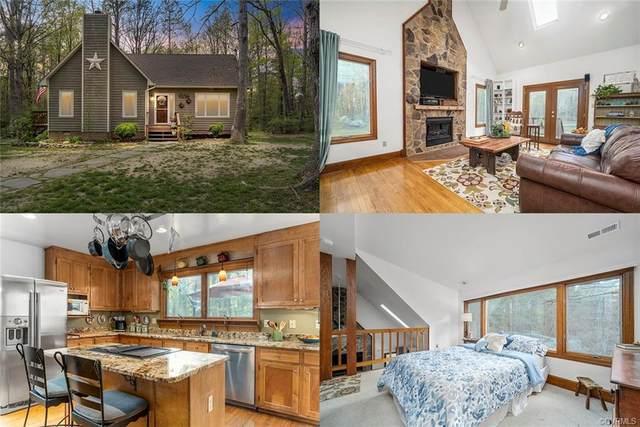 13164 Greenwood Church Road, Ashland, VA 23005 (MLS #2110093) :: Village Concepts Realty Group