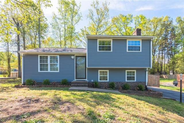 4607 Watchrun Drive, Chesterfield, VA 23234 (MLS #2110121) :: Village Concepts Realty Group