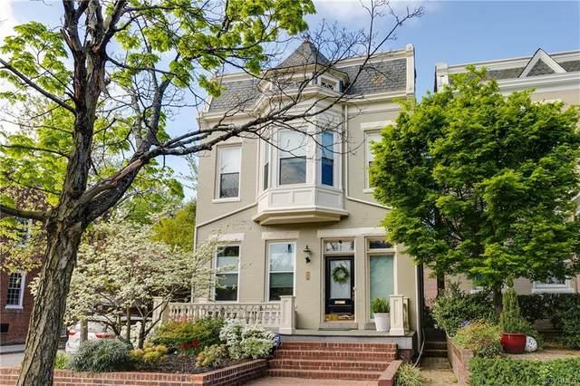 2101 Stuart Avenue, Richmond, VA 23220 (MLS #2110135) :: Treehouse Realty VA
