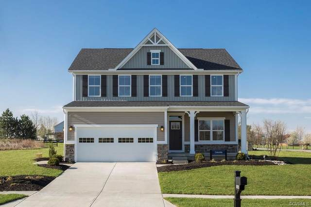 9008 Airwell Court, Mechanicsville, VA 23116 (MLS #2110144) :: The Redux Group