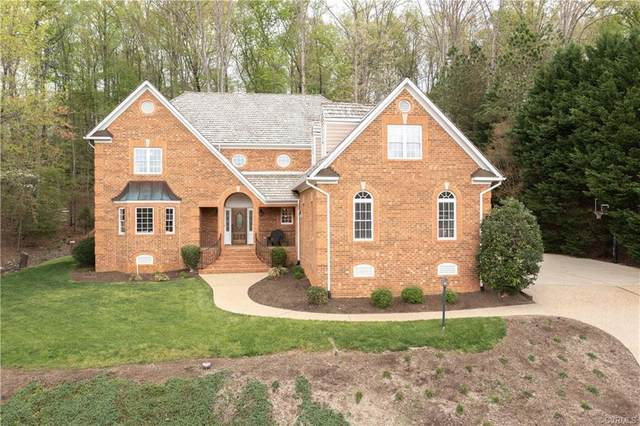 14530 Gildenborough Drive, Midlothian, VA 23113 (MLS #2110154) :: Small & Associates