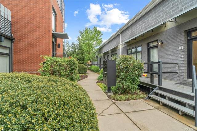 1708 W Cary Street #8, Richmond, VA 23220 (#2110158) :: The Bell Tower Real Estate Team