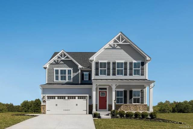 9331 Janeway Drive, Mechanicsville, VA 23116 (MLS #2110163) :: The Redux Group