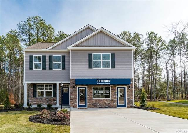 11507 Longtown Drive, Chesterfield, VA 23112 (#2110166) :: The Bell Tower Real Estate Team