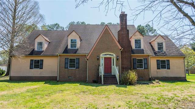 8023 Studley Road, Studley, VA 23116 (#2110177) :: The Bell Tower Real Estate Team