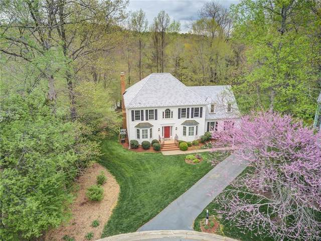 3400 Swanhollow Circle, Henrico, VA 23233 (MLS #2110184) :: Small & Associates