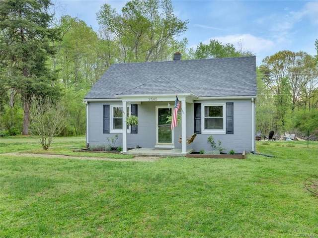 2585 Hadensville Fife Road, Goochland, VA 23063 (MLS #2110185) :: Village Concepts Realty Group