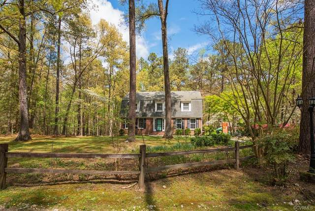 3320 Chris Travis Drive, Henrico, VA 23231 (#2110216) :: The Bell Tower Real Estate Team