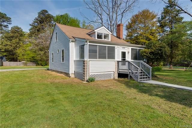 500 Dale Street, Henrico, VA 23075 (MLS #2110218) :: Treehouse Realty VA