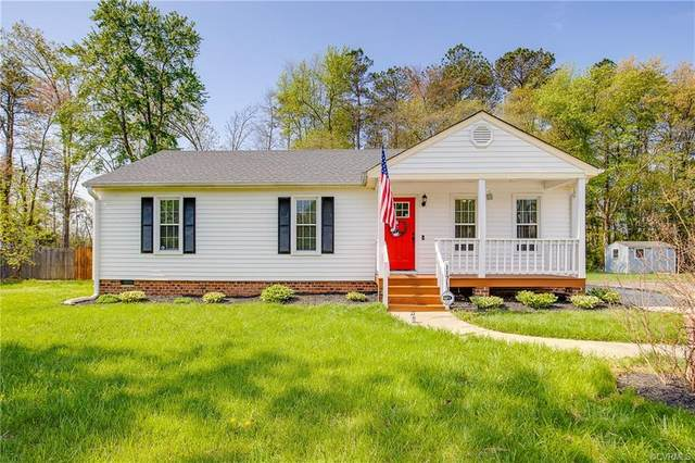 11713 Bailey Woods Drive, Midlothian, VA 23112 (MLS #2110226) :: EXIT First Realty