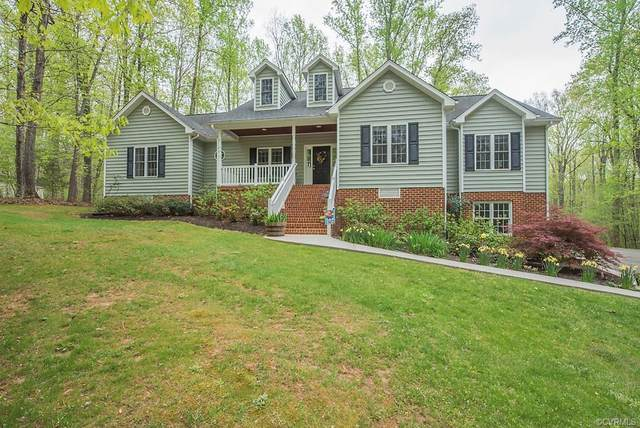 3509 Richards Run, Powhatan, VA 23139 (MLS #2110281) :: The RVA Group Realty