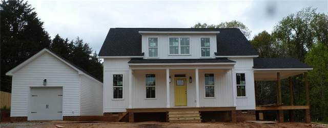 3795 Holly Grove Drive, Bumpass, VA 23024 (MLS #2110310) :: Treehouse Realty VA