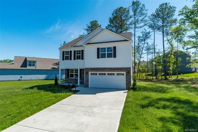 7631 Sedge Drive, New Kent, VA 23124 (MLS #2110353) :: The RVA Group Realty