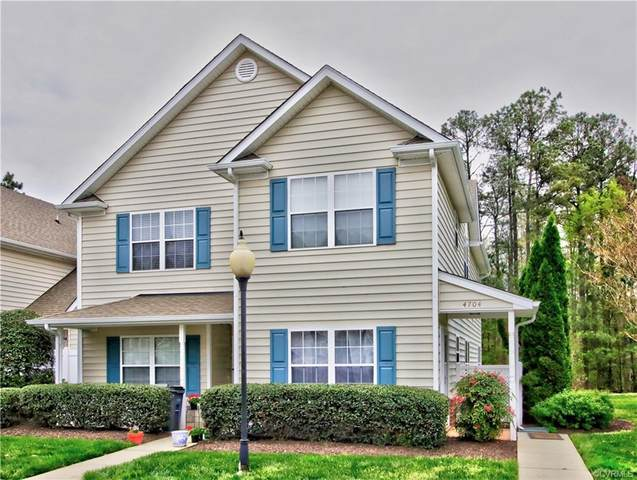 4704 Twin Hickory Lake Drive, Glen Allen, VA 23059 (MLS #2110367) :: The RVA Group Realty