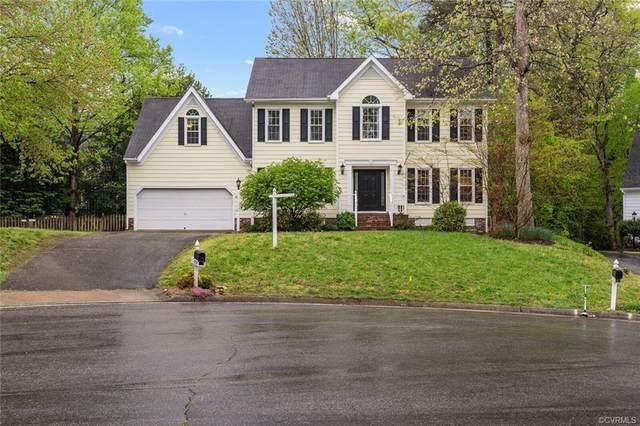 10276 Penningcroft Lane, Hanover, VA 23116 (MLS #2110392) :: Treehouse Realty VA