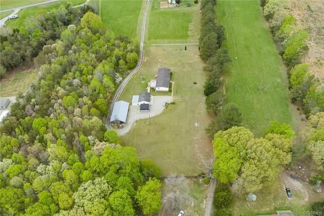 948 Evans Road, Powhatan, VA 23139 (MLS #2110394) :: Treehouse Realty VA