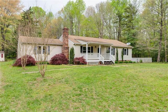 571 Belle Meade Road, Bumpass, VA 23024 (MLS #2110397) :: Treehouse Realty VA