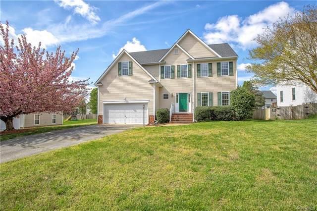 13812 Exhall Drive, Chester, VA 23831 (MLS #2110422) :: Treehouse Realty VA