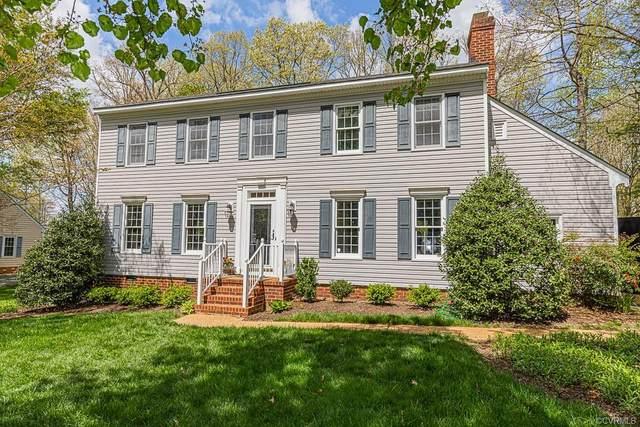 9504 Oldhouse Drive, Henrico, VA 23238 (MLS #2110444) :: Small & Associates