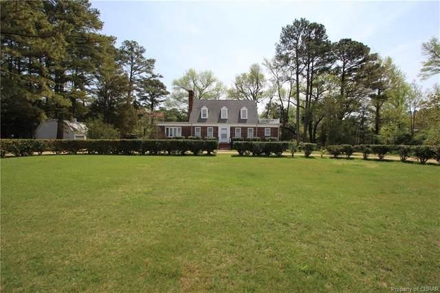 936 Old Ferry Road, Grimstead, VA 23064 (MLS #2110446) :: Treehouse Realty VA