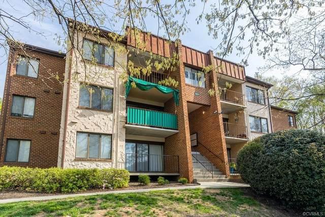 1501 Thistle Road #303, Henrico, VA 23238 (MLS #2110447) :: The RVA Group Realty
