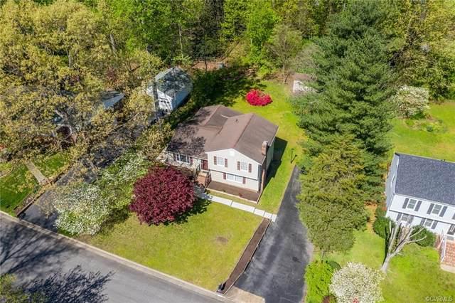 10108 Idlebrook Drive, Henrico, VA 23238 (MLS #2110450) :: Village Concepts Realty Group