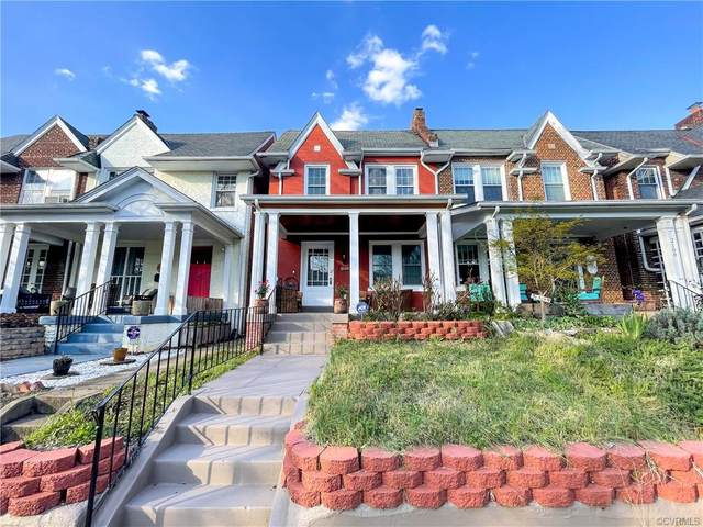 2110 Maplewood Avenue, Richmond, VA 23220 (#2110452) :: The Bell Tower Real Estate Team