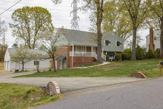 10731 Surry Road, Chester, VA 23831 (MLS #2110471) :: The Redux Group
