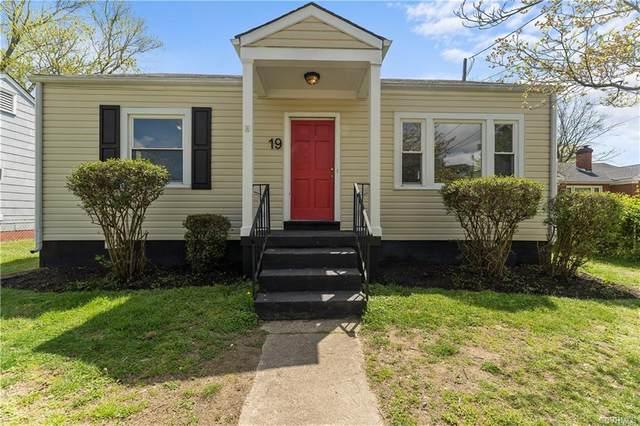 19 N Beech Avenue, Henrico, VA 23075 (MLS #2110474) :: Village Concepts Realty Group
