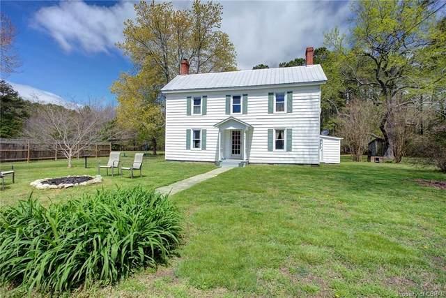 146 Creekwood Lane, Port Haywood, VA 23138 (MLS #2110477) :: Village Concepts Realty Group