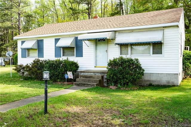 205 Airport Road, Mattaponi, VA 23110 (MLS #2110486) :: Village Concepts Realty Group