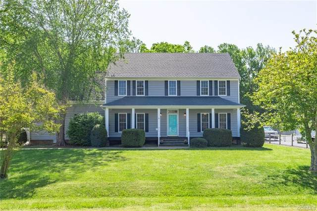 12805 Sloan Drive, Chester, VA 23836 (MLS #2110499) :: Small & Associates