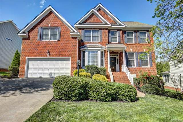 14706 Rolling Spring Drive, Midlothian, VA 23114 (#2110516) :: The Bell Tower Real Estate Team
