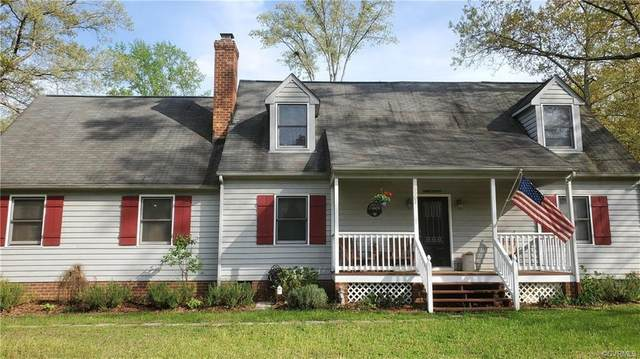 6901 Forest Drive, New Kent, VA 23141 (MLS #2110544) :: The RVA Group Realty