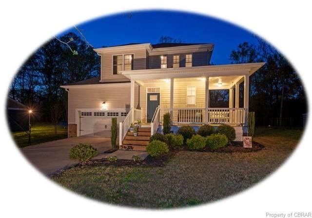 4866 Hickory Signpost Road, Williamsburg, VA 23185 (#2110552) :: Abbitt Realty Co.