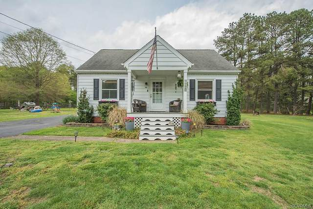 9948 S Wagstaff Circle, North Chesterfield, VA 23236 (MLS #2110553) :: The RVA Group Realty