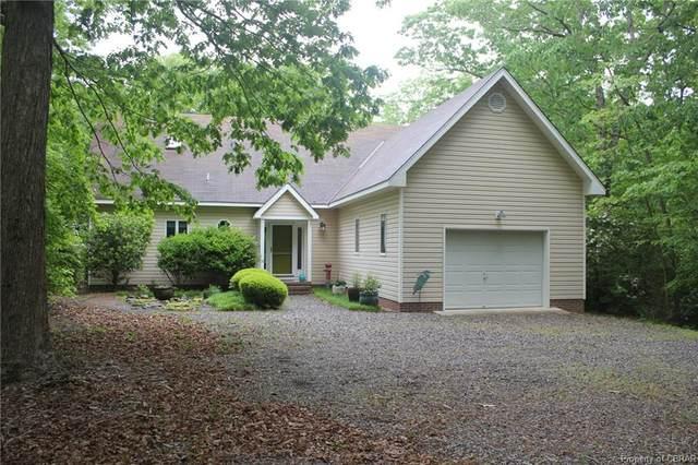 335 Mallard Drive, Hardyville, VA 23070 (MLS #2110558) :: Small & Associates