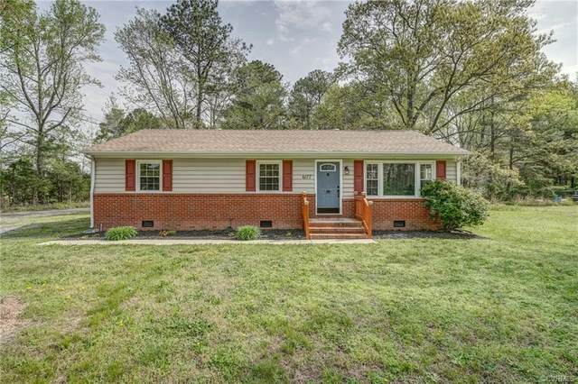 6177 W River Road, Aylett, VA 23009 (MLS #2110559) :: Blake and Ali Poore Team