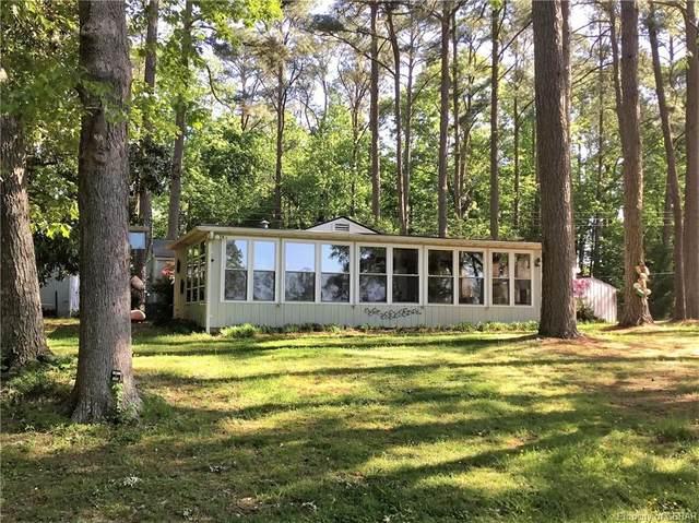 265 Hazelwood Drive, Urbanna, VA 23175 (MLS #2110563) :: The RVA Group Realty