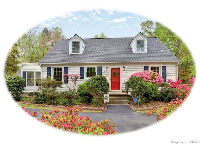 406 Wilkinson Drive, Williamsburg, VA 23188 (#2110565) :: Abbitt Realty Co.