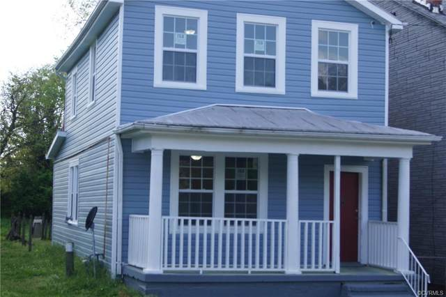 614 S Adams Street, Petersburg, VA 23803 (MLS #2110588) :: The RVA Group Realty